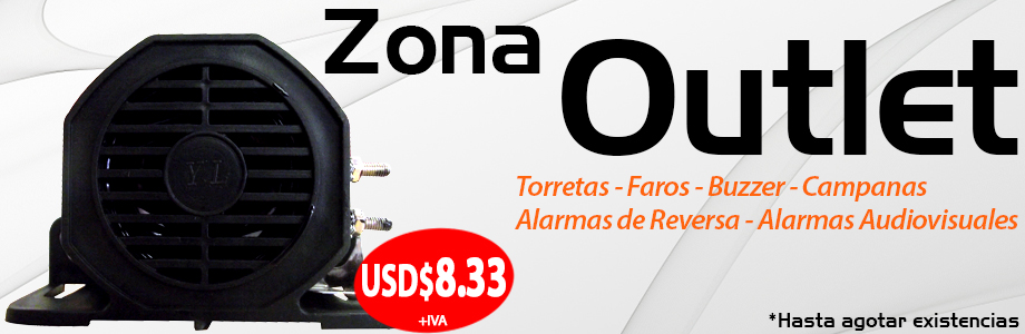 Zona Outlet_Alarma de Rev