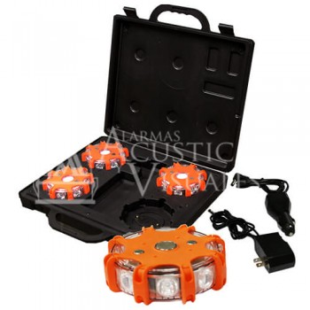 ET0010 - Ecco - Kit Luces Intermitentes Recargables