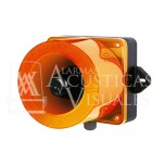 QWCD35SD Qlight Alarma Audiovisual 110-220VCA